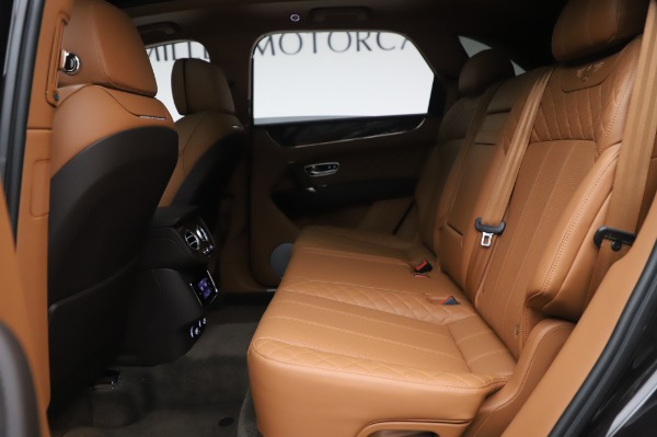 Used 2017 Bentley Bentayga W12 for sale Sold at Aston Martin of Greenwich in Greenwich CT 06830 22