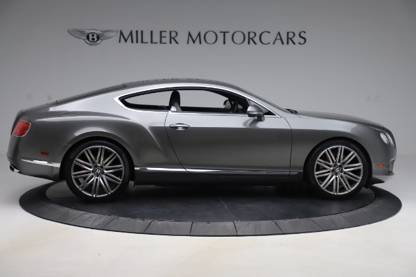 Used 2013 Bentley Continental GT Speed for sale Sold at Aston Martin of Greenwich in Greenwich CT 06830 10