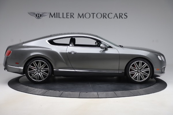 Used 2013 Bentley Continental GT Speed for sale Sold at Aston Martin of Greenwich in Greenwich CT 06830 11