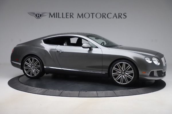 Used 2013 Bentley Continental GT Speed for sale Sold at Aston Martin of Greenwich in Greenwich CT 06830 12