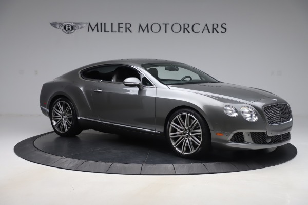 Used 2013 Bentley Continental GT Speed for sale Sold at Aston Martin of Greenwich in Greenwich CT 06830 13
