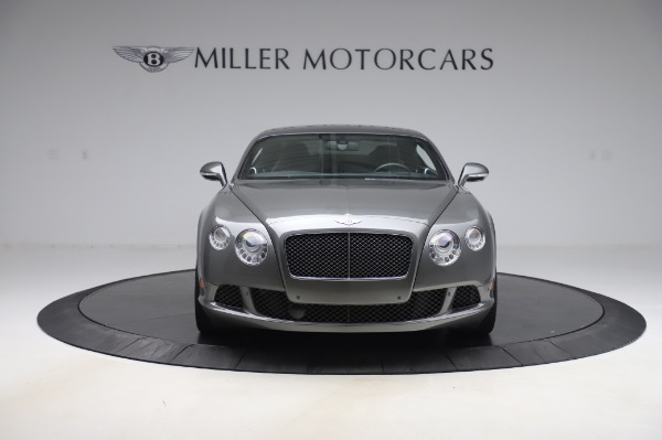 Used 2013 Bentley Continental GT Speed for sale Sold at Aston Martin of Greenwich in Greenwich CT 06830 14