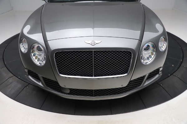 Used 2013 Bentley Continental GT Speed for sale Sold at Aston Martin of Greenwich in Greenwich CT 06830 15