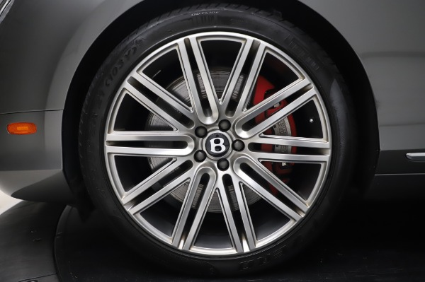 Used 2013 Bentley Continental GT Speed for sale Sold at Aston Martin of Greenwich in Greenwich CT 06830 17