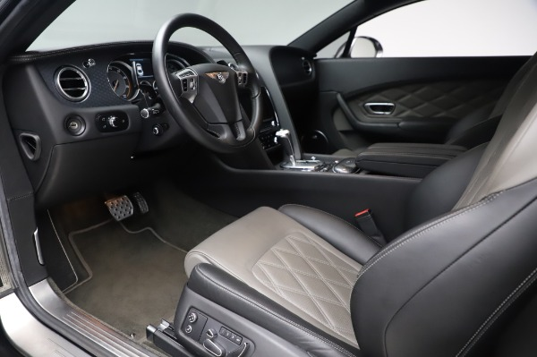 Used 2013 Bentley Continental GT Speed for sale Sold at Aston Martin of Greenwich in Greenwich CT 06830 19