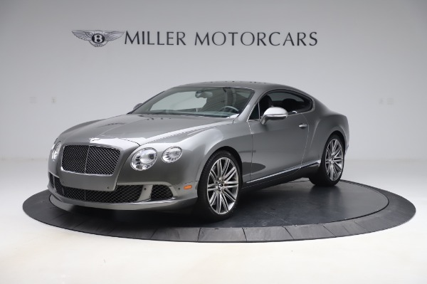 Used 2013 Bentley Continental GT Speed for sale Sold at Aston Martin of Greenwich in Greenwich CT 06830 2