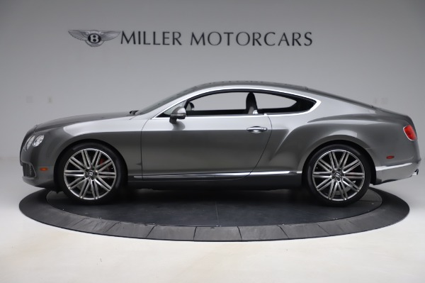 Used 2013 Bentley Continental GT Speed for sale Sold at Aston Martin of Greenwich in Greenwich CT 06830 3