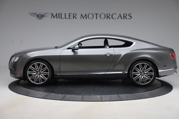 Used 2013 Bentley Continental GT Speed for sale Sold at Aston Martin of Greenwich in Greenwich CT 06830 4