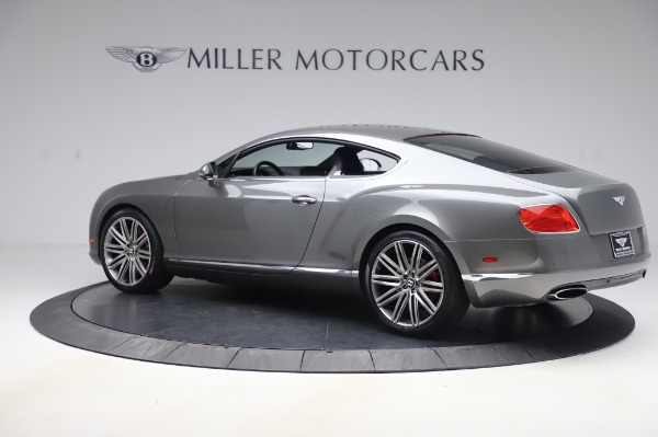 Used 2013 Bentley Continental GT Speed for sale Sold at Aston Martin of Greenwich in Greenwich CT 06830 5