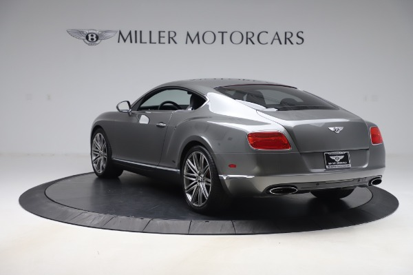 Used 2013 Bentley Continental GT Speed for sale Sold at Aston Martin of Greenwich in Greenwich CT 06830 6