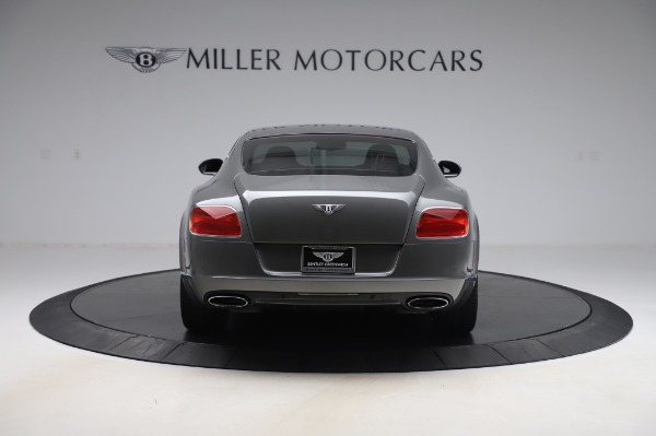 Used 2013 Bentley Continental GT Speed for sale Sold at Aston Martin of Greenwich in Greenwich CT 06830 7