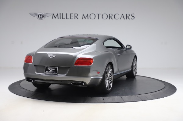 Used 2013 Bentley Continental GT Speed for sale Sold at Aston Martin of Greenwich in Greenwich CT 06830 8