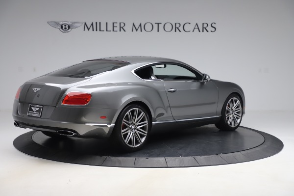 Used 2013 Bentley Continental GT Speed for sale Sold at Aston Martin of Greenwich in Greenwich CT 06830 9