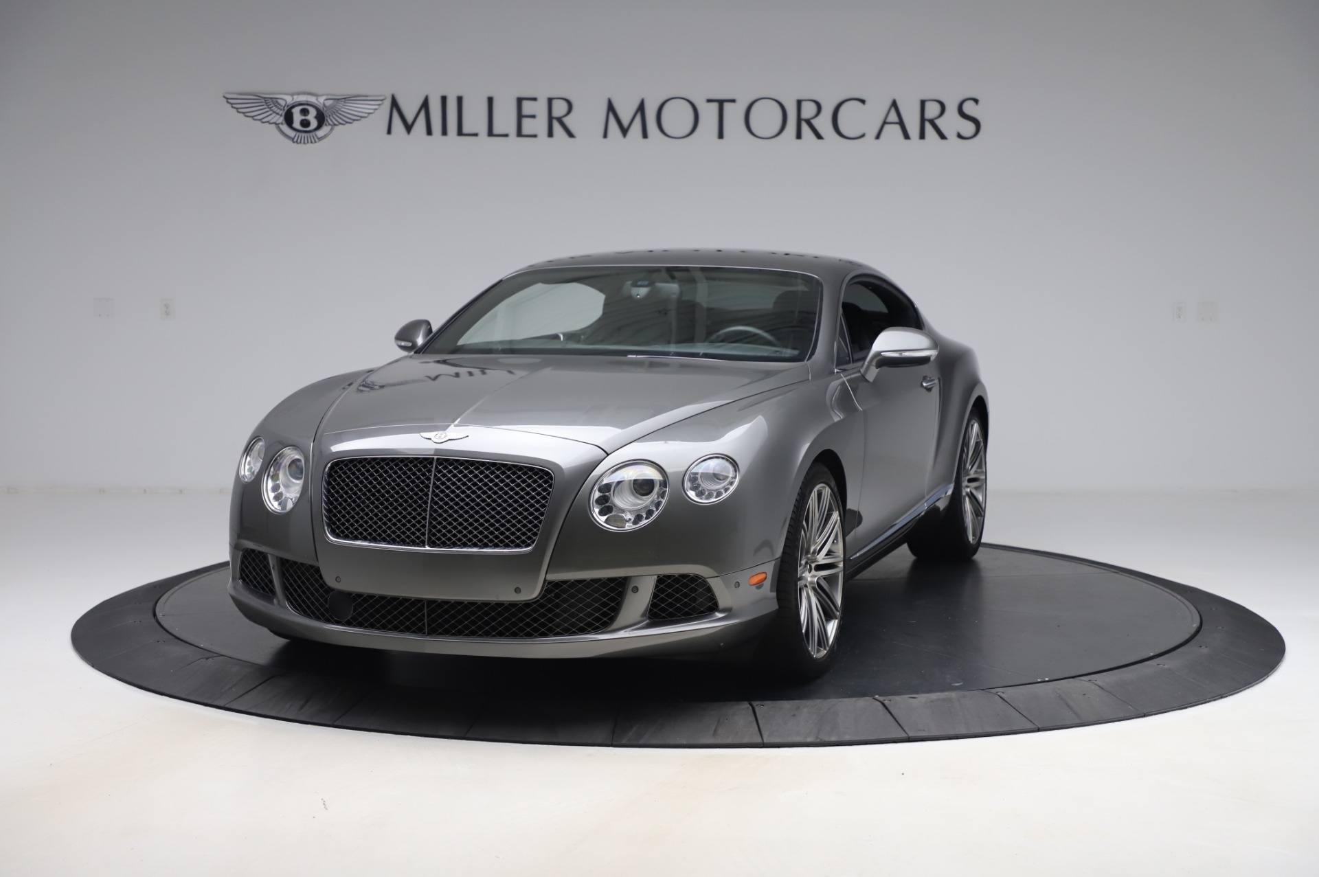 Used 2013 Bentley Continental GT Speed for sale Sold at Aston Martin of Greenwich in Greenwich CT 06830 1