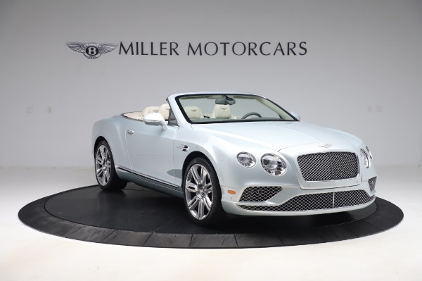 Used 2017 Bentley Continental GTC V8 for sale $156,900 at Aston Martin of Greenwich in Greenwich CT 06830 11