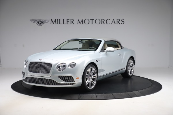 Used 2017 Bentley Continental GTC V8 for sale $156,900 at Aston Martin of Greenwich in Greenwich CT 06830 13