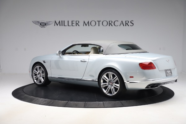 Used 2017 Bentley Continental GTC V8 for sale $156,900 at Aston Martin of Greenwich in Greenwich CT 06830 15