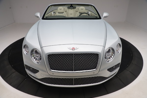 Used 2017 Bentley Continental GTC V8 for sale $156,900 at Aston Martin of Greenwich in Greenwich CT 06830 19