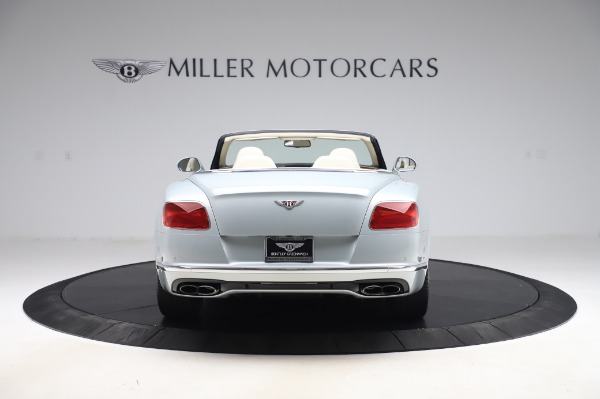 Used 2017 Bentley Continental GTC V8 for sale $156,900 at Aston Martin of Greenwich in Greenwich CT 06830 6
