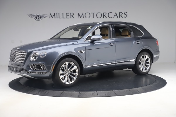 Used 2017 Bentley Bentayga W12 for sale $149,900 at Aston Martin of Greenwich in Greenwich CT 06830 2