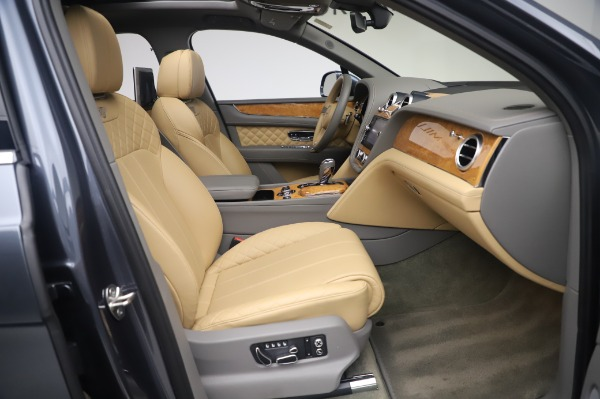 Used 2017 Bentley Bentayga W12 for sale Sold at Aston Martin of Greenwich in Greenwich CT 06830 25