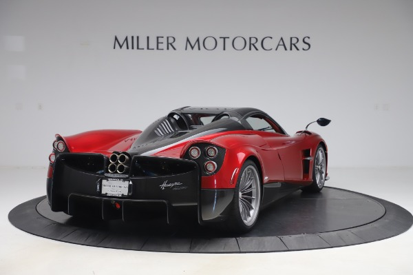 Used 2017 Pagani Huayra Roadster for sale Call for price at Aston Martin of Greenwich in Greenwich CT 06830 15