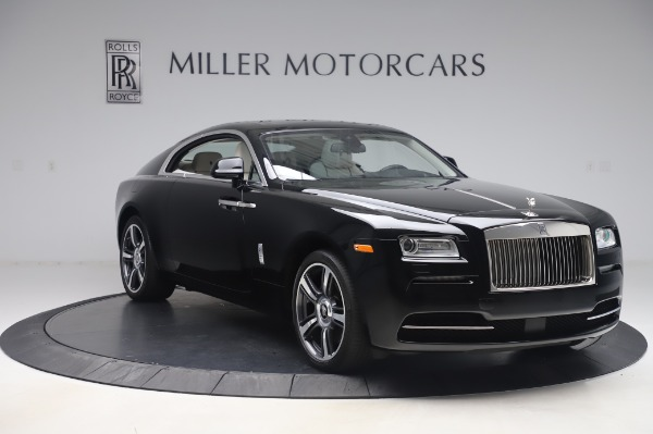 Used 2014 Rolls-Royce Wraith for sale $165,900 at Aston Martin of Greenwich in Greenwich CT 06830 11