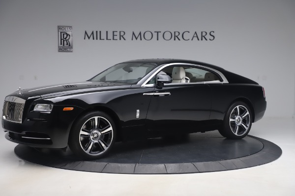 Used 2014 Rolls-Royce Wraith for sale $165,900 at Aston Martin of Greenwich in Greenwich CT 06830 2