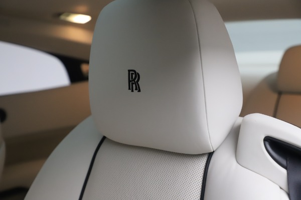 Used 2014 Rolls-Royce Wraith for sale $165,900 at Aston Martin of Greenwich in Greenwich CT 06830 20