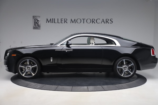 Used 2014 Rolls-Royce Wraith for sale $165,900 at Aston Martin of Greenwich in Greenwich CT 06830 3