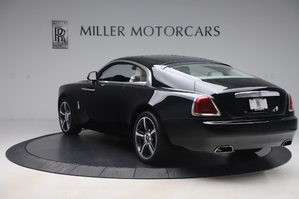Used 2014 Rolls-Royce Wraith for sale $165,900 at Aston Martin of Greenwich in Greenwich CT 06830 5