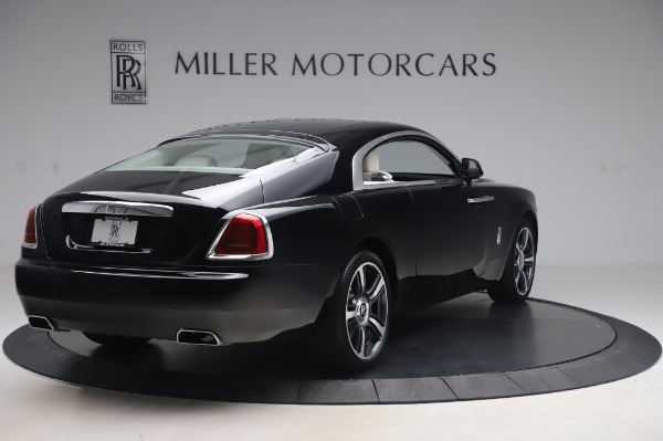 Used 2014 Rolls-Royce Wraith for sale $165,900 at Aston Martin of Greenwich in Greenwich CT 06830 7