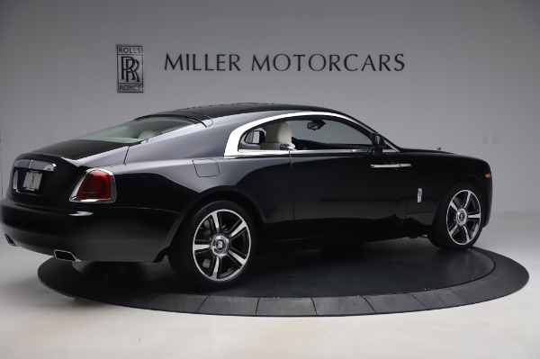 Used 2014 Rolls-Royce Wraith for sale $165,900 at Aston Martin of Greenwich in Greenwich CT 06830 8