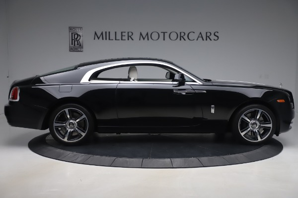 Used 2014 Rolls-Royce Wraith for sale $165,900 at Aston Martin of Greenwich in Greenwich CT 06830 9