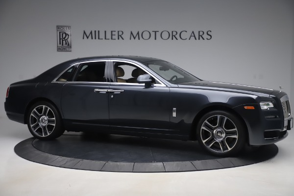 Used 2016 Rolls-Royce Ghost for sale $175,900 at Aston Martin of Greenwich in Greenwich CT 06830 10