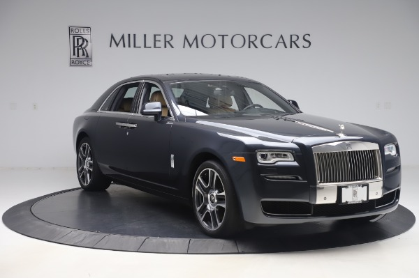 Used 2016 Rolls-Royce Ghost for sale $175,900 at Aston Martin of Greenwich in Greenwich CT 06830 11