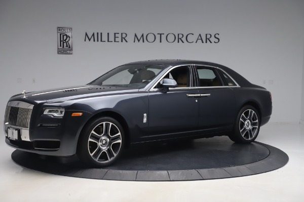 Used 2016 Rolls-Royce Ghost for sale $175,900 at Aston Martin of Greenwich in Greenwich CT 06830 2