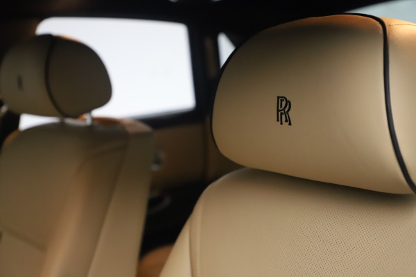 Used 2016 Rolls-Royce Ghost for sale $175,900 at Aston Martin of Greenwich in Greenwich CT 06830 21
