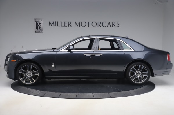 Used 2016 Rolls-Royce Ghost for sale $175,900 at Aston Martin of Greenwich in Greenwich CT 06830 3