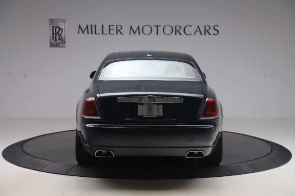 Used 2016 Rolls-Royce Ghost for sale $175,900 at Aston Martin of Greenwich in Greenwich CT 06830 6