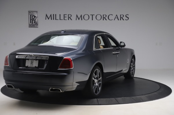Used 2016 Rolls-Royce Ghost for sale $175,900 at Aston Martin of Greenwich in Greenwich CT 06830 7