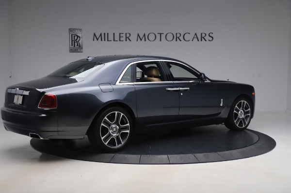Used 2016 Rolls-Royce Ghost for sale $175,900 at Aston Martin of Greenwich in Greenwich CT 06830 8