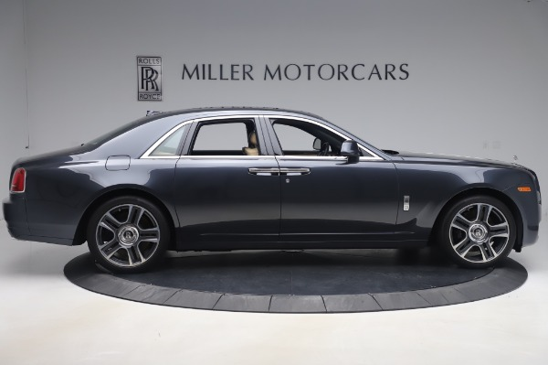 Used 2016 Rolls-Royce Ghost for sale $175,900 at Aston Martin of Greenwich in Greenwich CT 06830 9