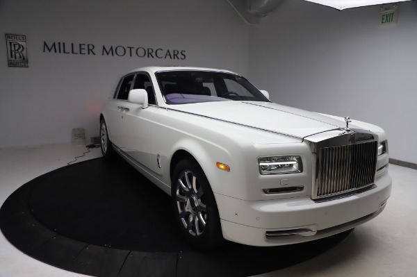 Used 2014 Rolls-Royce Phantom for sale $189,900 at Aston Martin of Greenwich in Greenwich CT 06830 3