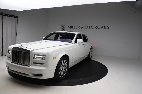 Used 2014 Rolls-Royce Phantom for sale $189,900 at Aston Martin of Greenwich in Greenwich CT 06830 4