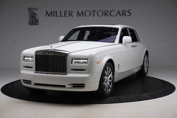 Used 2014 Rolls-Royce Phantom for sale $189,900 at Aston Martin of Greenwich in Greenwich CT 06830 1
