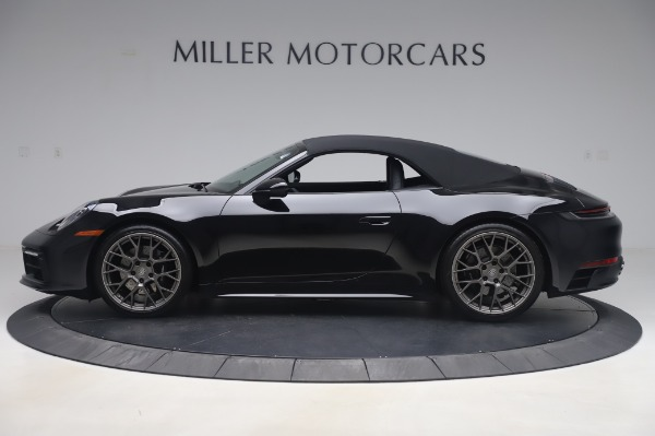 Used 2020 Porsche 911 Carrera 4S for sale $142,900 at Aston Martin of Greenwich in Greenwich CT 06830 13