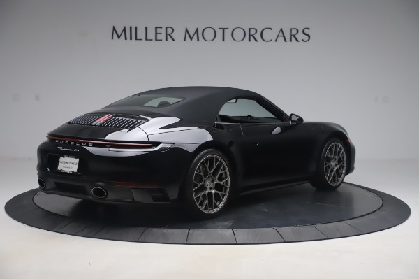 Used 2020 Porsche 911 Carrera 4S for sale $142,900 at Aston Martin of Greenwich in Greenwich CT 06830 15