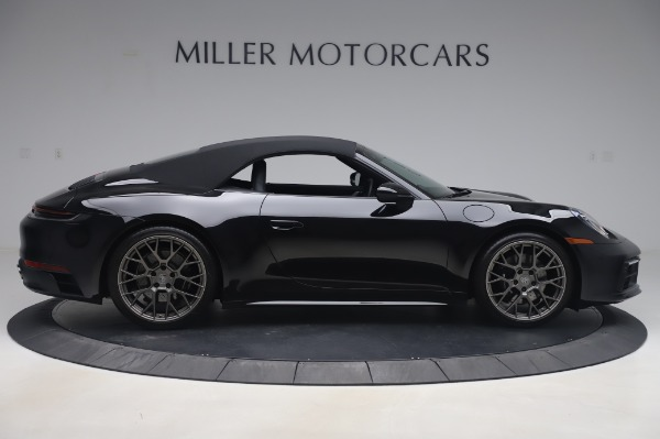 Used 2020 Porsche 911 Carrera 4S for sale $142,900 at Aston Martin of Greenwich in Greenwich CT 06830 16