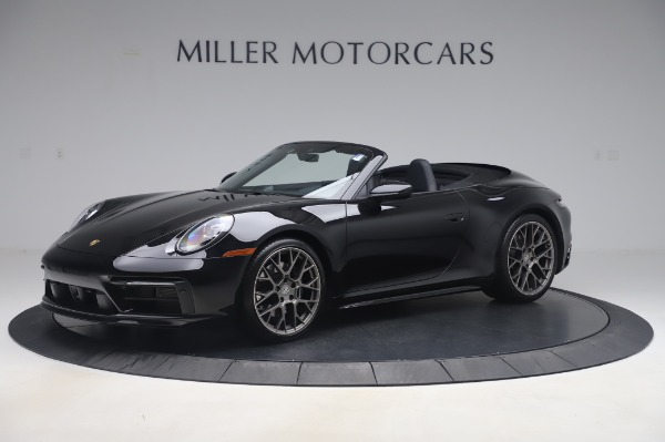 Used 2020 Porsche 911 Carrera 4S for sale $142,900 at Aston Martin of Greenwich in Greenwich CT 06830 2